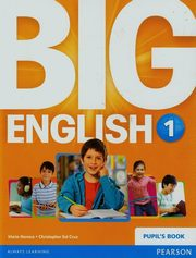 Big English 1 Podręcznik, Herrera Mario, Sol Cruz Christopher