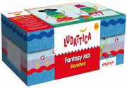 Ludattica Fantasy Mix Monsters,