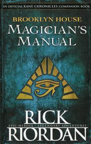 Brooklyn House Magicians Manual, Riordan Rick
