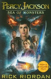 Percy Jackson and the Sea of Monsters, Riordan Rick