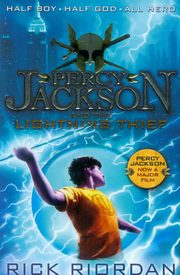 Percy Jackson and the Lightning Thief, Riordan Rick